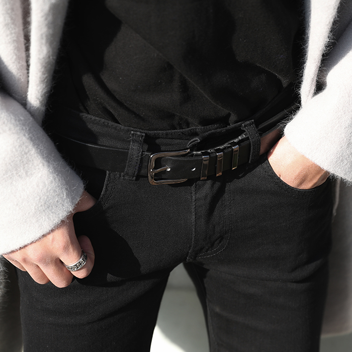 PO.Trable Belt (2color)