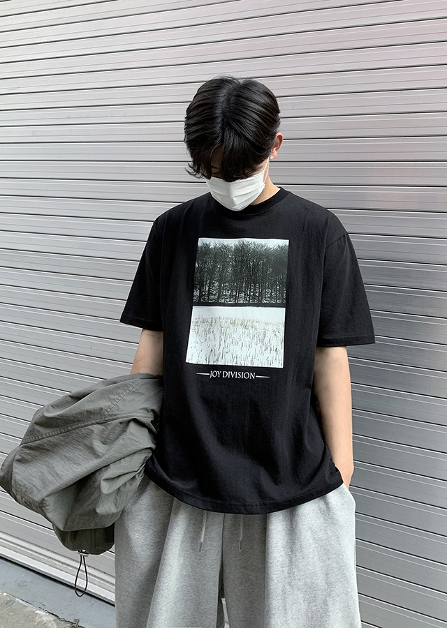 Forest Short Sleeve Tea (2color)