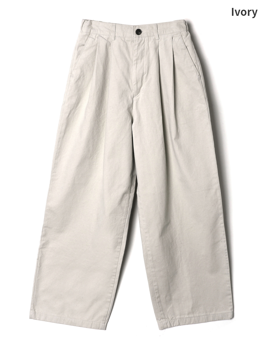 Pants white color image-S1L6