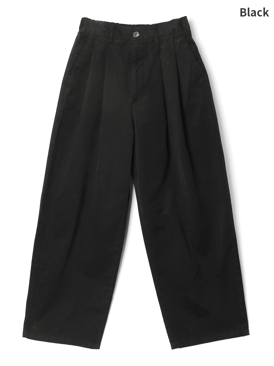 Pants charcoal color image-S1L11