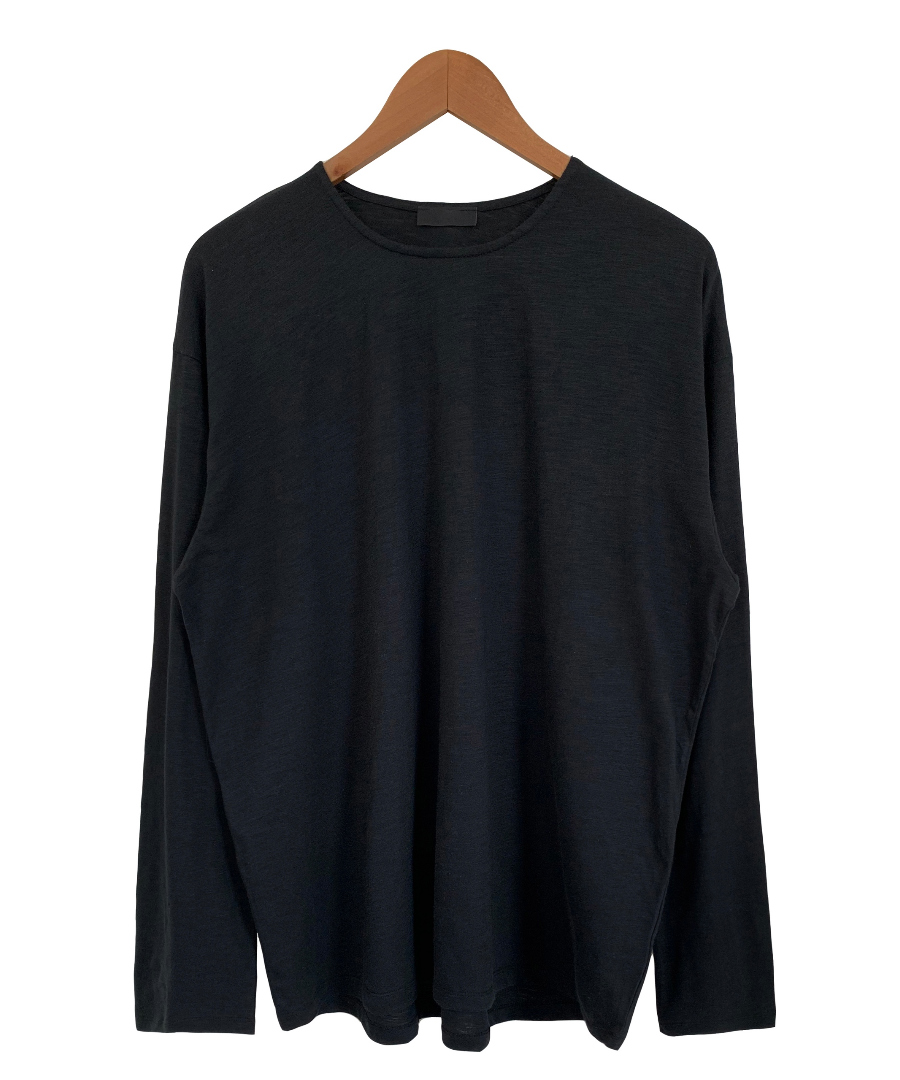 long sleeved tee color image-S5L15