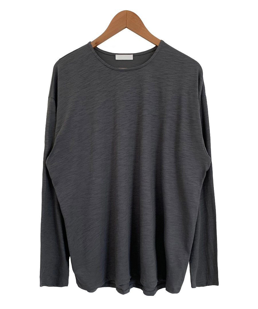 long sleeved tee color image-S5L10